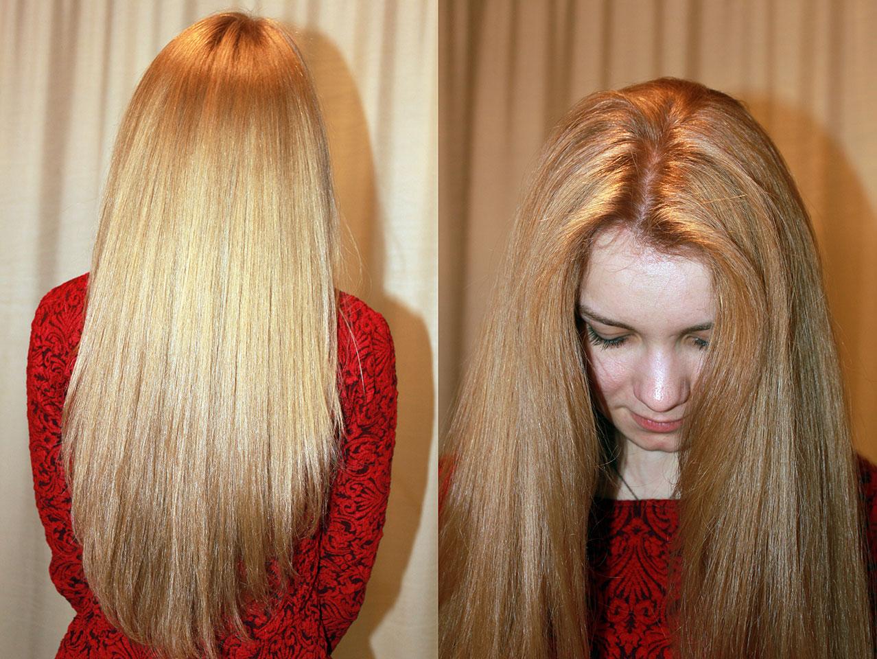 Бежевый Золотистый Блонд.