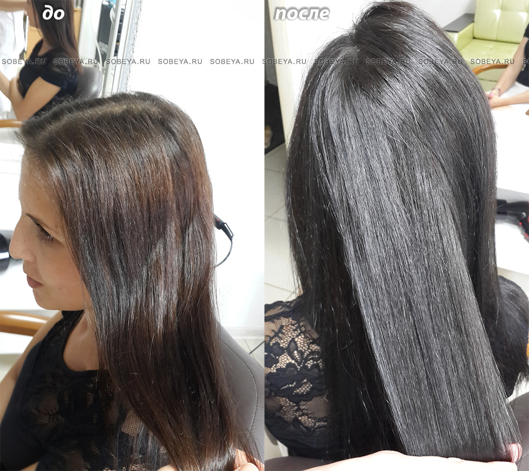 Окрасить волосы в холодный цвет и Обойтись без осветления