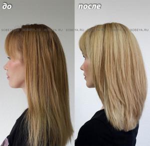 Как правильная стрижка может выгодно подчеркнуть черты лица.
