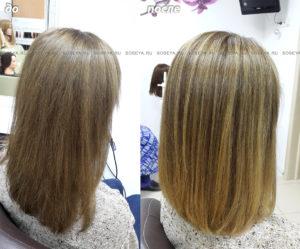 Балаяж — прекрасный метод сделать волосы более объемными