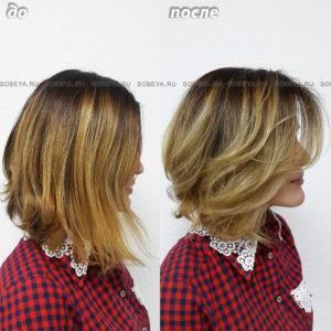 Как не красить корни волос ежемесячно